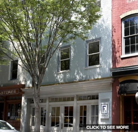 City and Guilds: Richmond, Va - Tenant Improvements - 1314 E. Cary Street